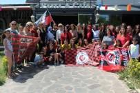 MERINOS - Şampiyon Takımın Kadın Taraftarları Kahvaltıda Buluştu