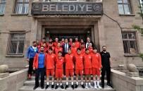 Sandıklıspor U16 Takımı Türkiye Şampiyonası İçin Kütahya'ya Gitti