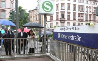 Türk Kahraman Alptuğ'un Adı Vefat Ettiği Metro İstasyonuna Verildi