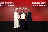 ALTIN MADALYA - Türk Kızılay'ından Selçuklu Belediyesine Altın Madalya