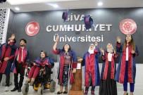 ENGELLİ ÖĞRENCİLER - Üniversiteli Engelliler İçin Mezuniyet Töreni Düzenlendi