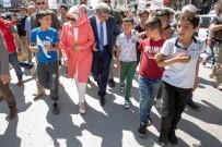 KAYIT DIŞI İSTİHDAM - Vanlı Çocuklar 'Sokak Oyunları' İçin Yürüdü