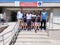 MEHMET CAN - 1.Dar Bölge Yol Bisikleti Türkiye Şampiyonası'nda Kayseri Rüzgarı