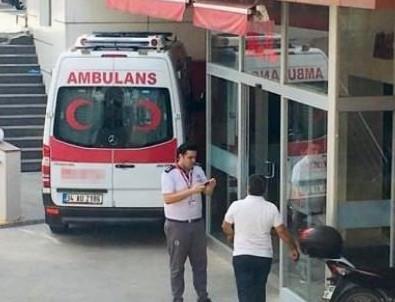 Antalya'da hastanede patlama