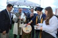 MUSTAFA MASATLı - Ardahan Üniversitesi'nde Görkemli Mezuniyet Töreni