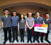 ALTIN MADALYA - Avrupa'da Birinci Oldular Şimdi Dünya Fizik Olimpiyatları'na Gidiyorlar