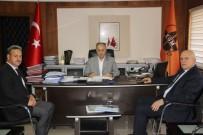 Başkan Pekmezci'den Bölge Müdürlerine Ziyaret