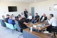 EDREMIT BELEDIYESI - Başkan Say, Yerel Gazete Temsilcileriyle Bir Araya Geldi