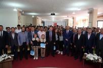 Bölgesel Ve Ulusal Yarışmalarda Derece Elde Eden Öğrenciler Ödüllendirildi