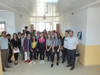 ÇOCUK GELİŞİMİ - Bozüyük'lü Öğrencilerden Pazaryeri Gezisi