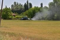 HASSASIYET - Buğday Ekili Alanlarda Süne Zararlısı İle Mücadele Tüm Hızıyla Devam Ediyor