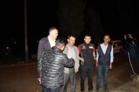 KÖY YOLLARI - Burdur'da Su Baskınları Tarım Arazilerine Zarar Verdi