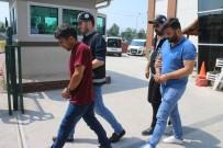 HIRSIZLIK BÜRO AMİRLİĞİ - Çalıştıkları Şantiyeden 250 Bin TL'lik Kablo Çalan 2 Kişi Tutuklandı