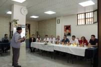SOSYAL YARDıMLAŞMA VE DAYANıŞMA VAKFı - Çerkezköy'de Halk Toplantısı Yapıldı
