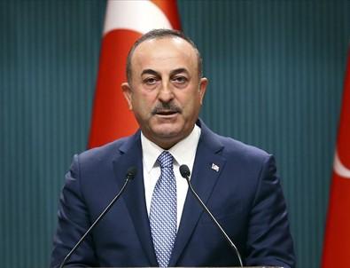 Dışişleri Bakanı Çavuşoğlu: Fransa'nın YPG ile yakın işbirliğini doğru bulmuyoruz