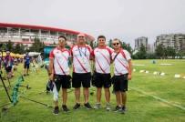 ALTIN MADALYA - Dünya Okçuluk Şampiyonası'nda Millilerden Altın Ve Bronz Finali