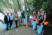 EMINE ERDOĞAN - Dünya Rafting Şampiyonası'nda 'Sıfır Atık Mavi' Projesine Destek