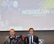TRANSFER DÖNEMİ - E. Yeni Malatyaspor, Sergen Yalçın İle 1 Yıllık Sözleşme İmzaladı