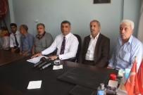 BELEDİYE MECLİS ÜYESİ - Elazığ'da MHP'li 5 Meclis Üyesi CHP'ye Geçti