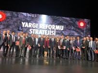 YARGI REFORMU - Erzincan Baro Başkanı Aktürk, Yargı Reformu Stratejisi Programına Katıldı