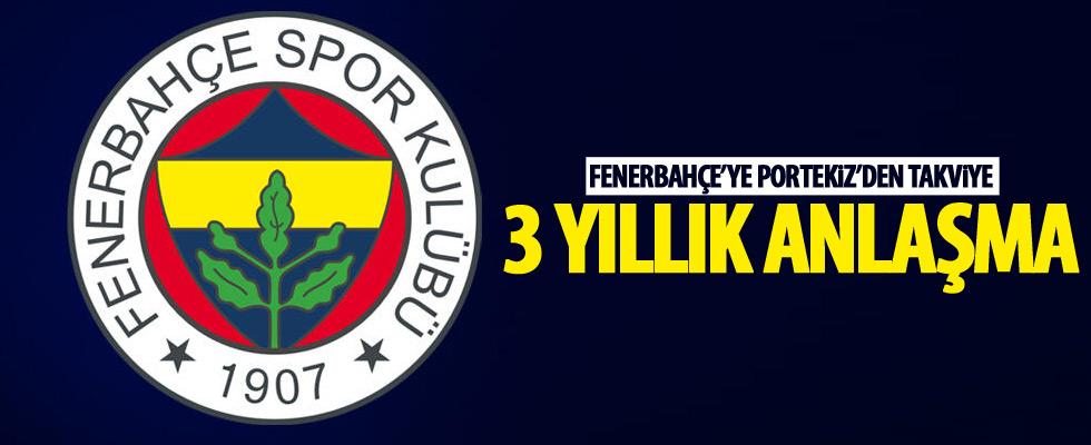 Fenerbahçe ilk transferini gerçekleştirdi