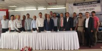 TICARET VE SANAYI ODASı - Hakkari'de 1. Kamu Üniversite-Sanayi İşbirliği Sektör Çalıştayı
