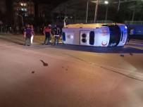 HASSASIYET - İl Sağlık Müdüründen Kazada Yaralanan 112 Personeline Geçmiş Olsun Mesajı