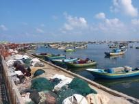 FILISTIN - İsrail Gazze Sahillerini Filistinli Balıkçılara Yasakladı