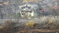 HELIKOPTER - İzmir'deki Korkutan Yangın Kontrol Altında