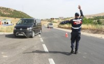 AŞIRI HIZ - Jandarmanın Trafik Denetimi Devam Ediyor