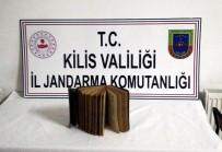 Kilis'te 15'İnci Yüzyıldan Kalma El Yazması Kitap Ele Geçirildi
