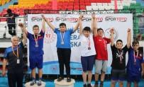 TAHA AKGÜL - Küçük Minikler Serbest Güreş Şampiyonası Sona Erdi