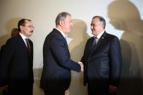 MILLI SAVUNMA BAKANı - Milli Savunma Bakanı Akar, MHP Grup Başkanvekili Akçay İle Görüştü