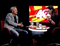 KAHRAMANLıK - Oyuncu Mehmet Aslantuğ, Ahmet Kaya'yı anlattı