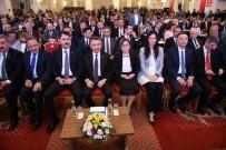 ÇEVRE VE ŞEHİRCİLİK BAKANI - Şahin, Yeniden Türkiye Belediyeler Birliği Başkanlığına Seçildi
