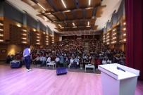 EBRAR - Şahinbey Belediyesi Gri Koç'u Öğrencilerle Buluşturdu