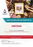 SANI KONUKOĞLU - SANKO'da 'Fermente Besinler Ne Kadar Probiyotikler' Konulu Konferans