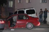 TıP FAKÜLTESI - Seyir Halindeki Aracında Silahlı Saldırıya Uğradı