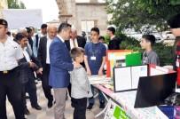 Sorgun'da 5'İnci TÜBİTAK Bilim Fuarı Açıldı