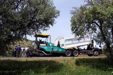 Talas'ta Altyapı Çalışmaları Hız Kesmiyor