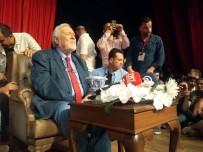 Tarihçi Yazar Ortaylı Açıklaması 'Fatih Haklı Olarak Ayasofya'yı Cami Yaptı'