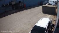 HIRSIZLIK BÜRO AMİRLİĞİ - Tuzla'da İş Yerlerine Dadanan Hırsızlar Kamerada