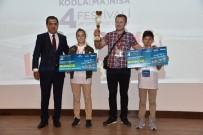 Vali Deniz, Kodla(Ma)Nisa Proje Yarışması Ödül Törenine Katıldı