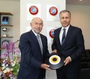 HASAN DOĞAN - Vali Yerlikaya'dan Nihat Özdemir'e Ziyaret