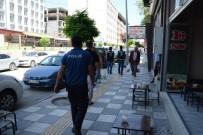 ÜNİVERSİTE KAMPÜSÜ - Van Polisinden Uygulama