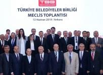ÇEVRE VE ŞEHİRCİLİK BAKANI - Zorluoğlu, Türkiye Belediyeler Birliği Encümen Üyeliğine Seçildi