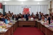 10 Köy Okuluna 3 Bin Kitap Hediye Edildi