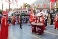 TÜRK HALK MÜZİĞİ - 22. Likya Kaş Kültür Ve Sanat Festivali Başladı