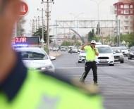 KIRMIZI IŞIK - Aksaray'da 1 Ayda 6 Bin 553 Sürücüye 2 Milyon Lira Ceza