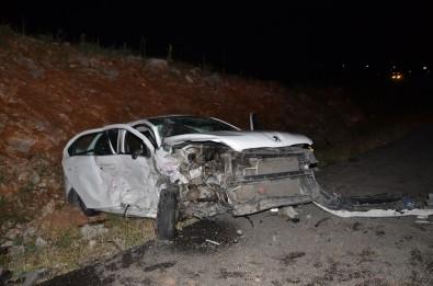 Akseki'de Feci Kaza Açıklaması 5 Yaralı